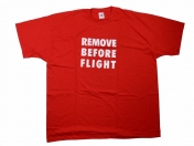 REMOVE BEFORE FLIGHT T-PAITA