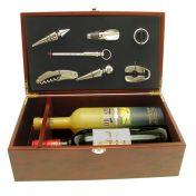 7 osainen viinisetti