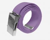 Canvasvyö laattasolki violetti