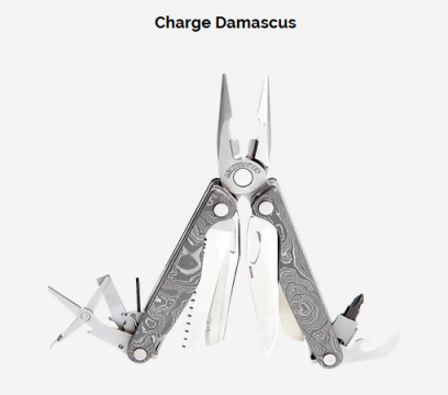 Charge Damascus