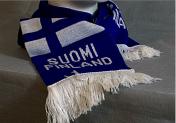 Kaulahuivi Suomi-Finland