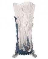 Kristallivaasi fenixlinnulla
