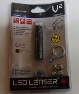 Led Lense V2 avaimenperävalaisin