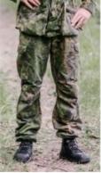 M-05 Res Maastohousut