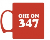 Ohi On Muki 347 punainen