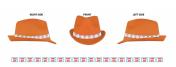 Ohi on  Oranssi hattu