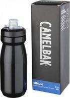 4 kpl Camelbak Podium 620 ml urheilupullo musta